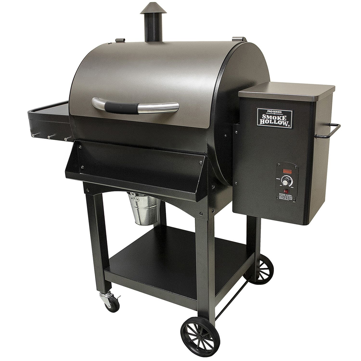 Smoke hollow 24 in pellet grill 2415pg lumber jack bbq pellets - Pellet grills and smokers ...