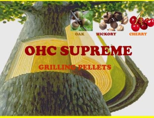 Supreme Blend (Oak-Hickory-Cherry)