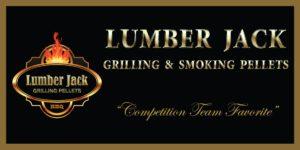 Lumber Jack Grilling Pellets Banner
