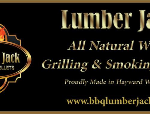 Lumber Jack BBQ Banner